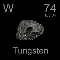Tungsten Products Tungsten Metal Steel Alloy Carbide